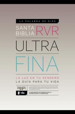 Biblia Ultrafina Imitación Piel RVR 1977