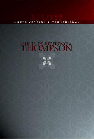 Biblia de Referencia Thompson nvi tapadura