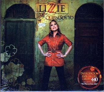 CD - Quien Soy Yo - Lizzie