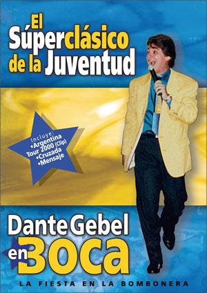 DVD - Dante Gebel En Boca