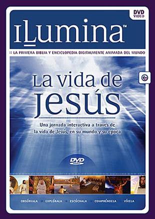 DVD - Ilumina La Vida De Jesus