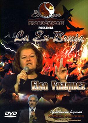 DVD - Ls Ex Bruja - Elsa Vasquez