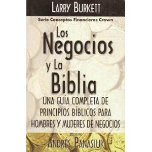 Los negocios y la Biblia - Larry Burkett