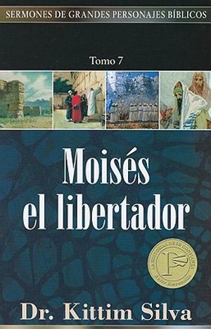 Moises El Libertador Tomo 7 - Kittin silva