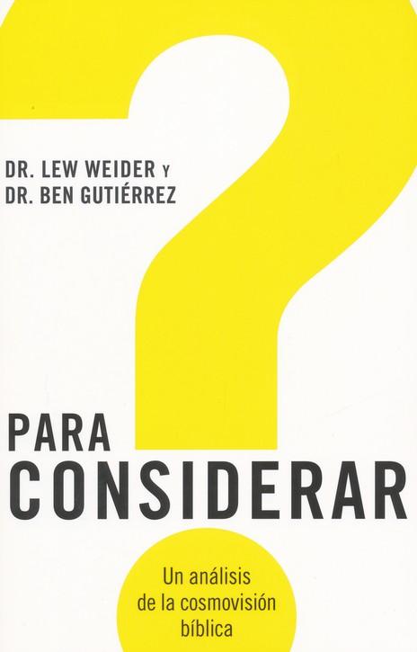 Para Considerar - Ben Gutierrez