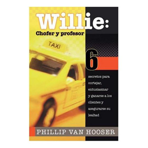Willie: Chofer y profesor - Phillip van hooser